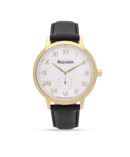 Philip Watch Grand archive 1940 39mmsmall se w di b s