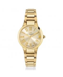 Orologio Philip Watch Corley dorato 34mm