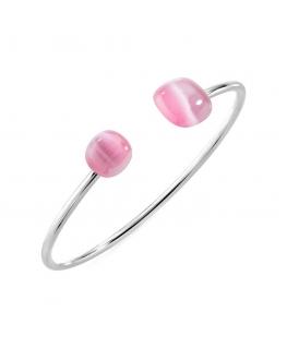 Bracciale Morellato Gemma arg.925 rosa