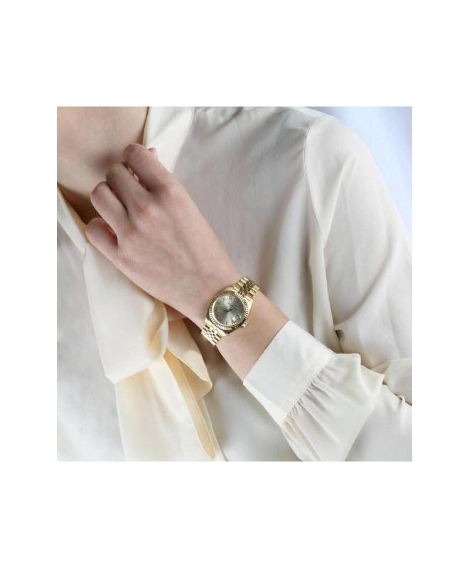 Orologio Philip Watch Caribe dorato donna 35 mm R8253597518 - galleria 2