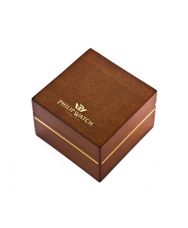 Orologio Philip Watch Caribe dorato donna 35 mm R8253597518 - galleria 3