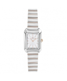 Orologio Philip Watch Eve acciaio bicolore 30x20 mm