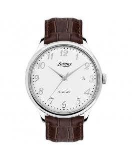 Orologio Lorenz Vintage automatic uomo marrone