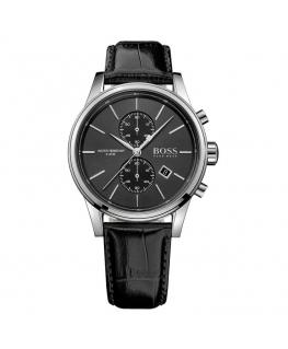 Orologio Hugo Boss Jet crono nero - 42 mm