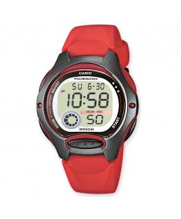Orologio Casio Digital rosso - 34 mm