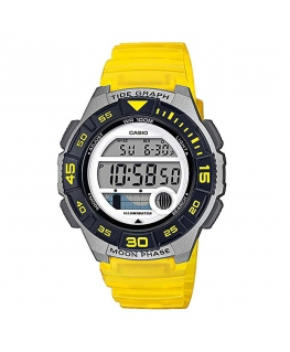 Orologio Casio Digital  giallo - 34 mm