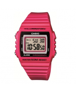 Orologio Casio Illuminator fuxia - 39 mm
