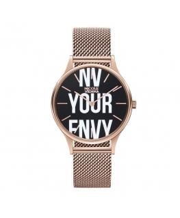 Orologio Nicole Vienna oro rosa - 34 mm