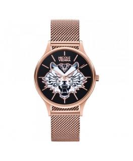 Orologio Nicole Vienna Tiger oro rosa - 34 mm donna NV00100046