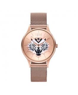 Orologio Nicole Vienna Tiger oro rosa - 34 mm
