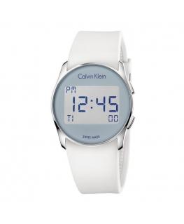 Orologio Calvin Klein Future gomma bianco - 40 mm