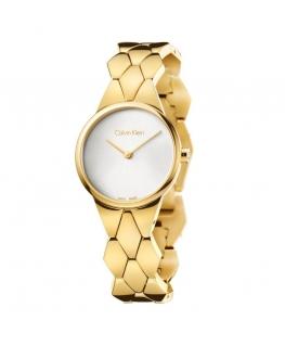 Orologio Calvin Klein Supreme dorato - 28 mm