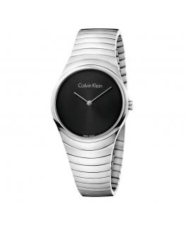 Orologio Calvin Klein Whirl nero - 34 mm