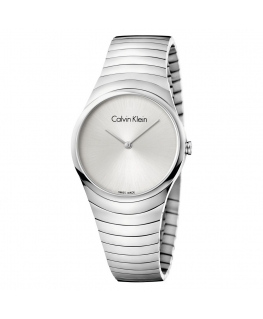 Orologio Calvin Klein Whirl silver - 34 mm
