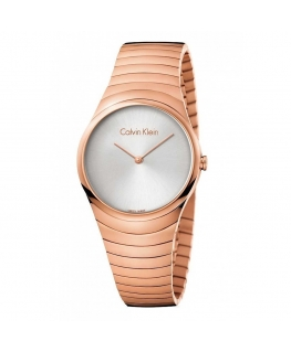 Orologio Calvin Klein Whirl oro rosa - 34 mm