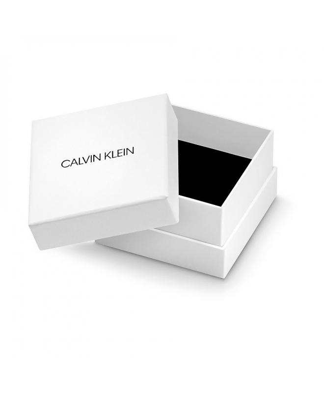 Orologio Calvin Klein Authentic dorato - 28 mm - galleria 2