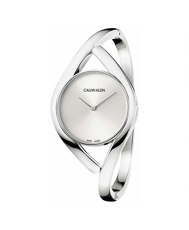 Orologio Calvin Klein Party bianco - 28 mm - galleria 1