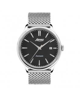 Orologio Lorenz Vintage automatico nero - 41 mm