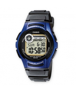 Orologio Casio Digital  blu  - 40 mm