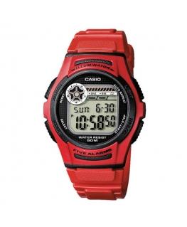 Orologio Casio Digital rosso - 40 mm