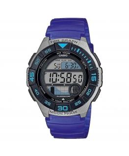 Orologio Casio Digital blu - 43 mm