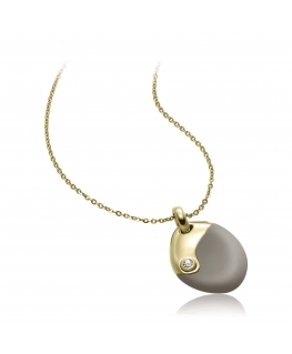 Collana Breil Sense of touch beige