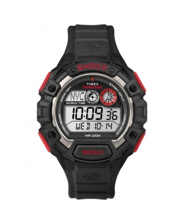 Orologio Timex World Shock nero - 46 mm