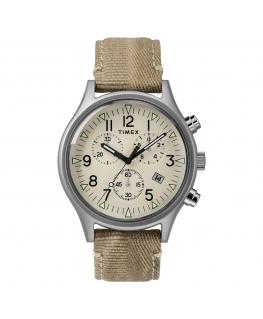 Orologio Timex MK1chrono beige - 42 mm