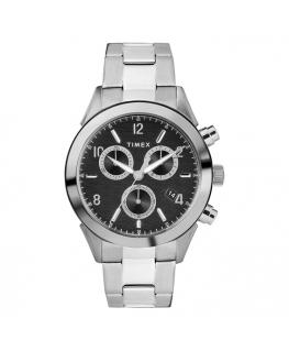 Orologio Timex Torrington chrono acciaio - 40 mm