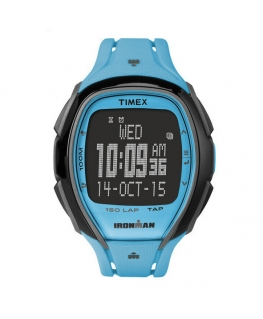 Orologio Timex Ironman Sleek azzurro - 46 mm