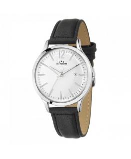 Orologio Chronostar Charles pelle bianco - 40 mm