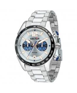 Orologio Sector 330 chrono silver - 45 mm