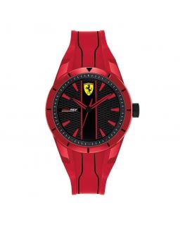 Orologio Ferrari Redrev unisex rosso - 38 mm