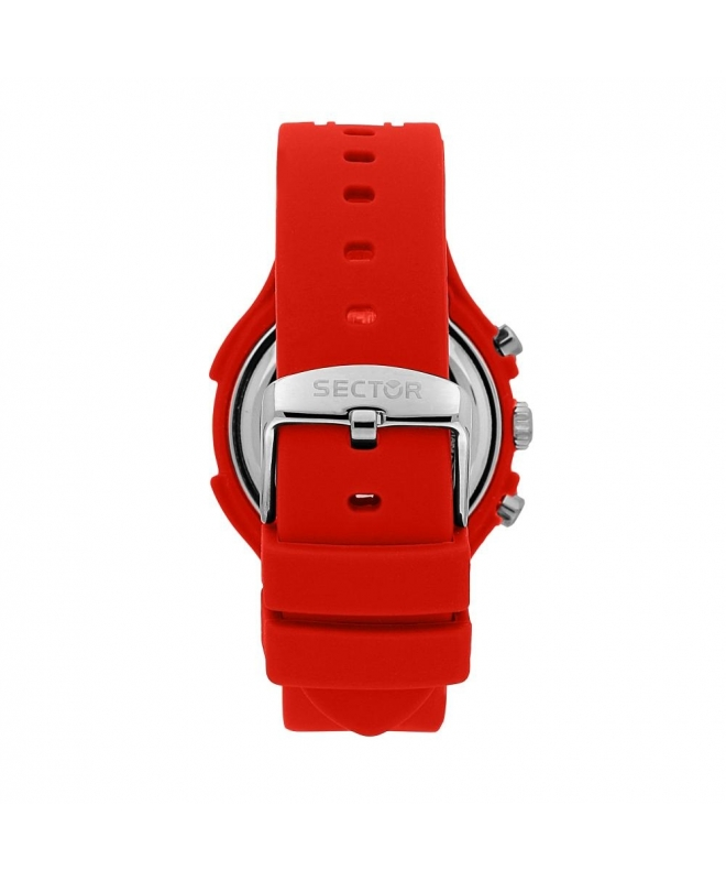 Sector Speed touch 41mm mult blk dial red sil s maschile - galleria 2
