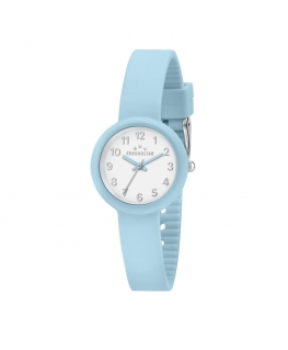 Orologio Chronostar Soft azzurro - 30 mm