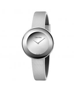 Orologio Calvin Klein Chic pelle grey - 38 mm