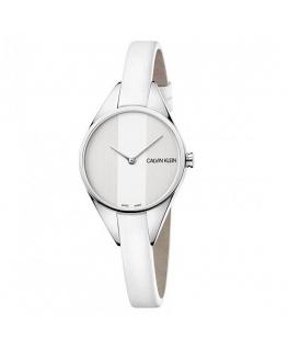 Orologio Calvin Klein Rebel bianco - 28 mm