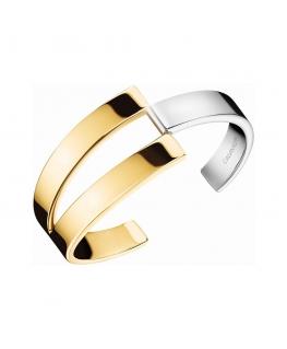 Bracciale Calvin Klein Truly oro / silver