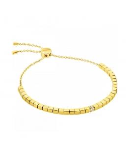 Bracciale Calvin Klein Tune oro - 16/23 cm