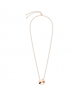Collana Calvin Klein Spicy oro rosa - 70/90 cm