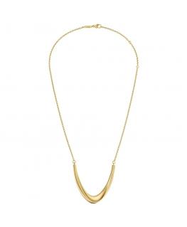 Collana Calvin Klein Shade oro -50 cm