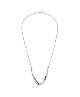 Collana Calvin Klein Shade acciaio - 50 cm