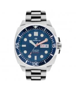 Orologio Lorenz Professional Diver 1000 metri - blu