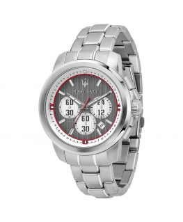 Orologio Maserati Royale chrono grigio 44 mm