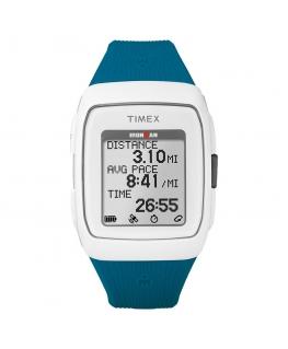 Orologio Timex Ironman GPS azzurro - 38 mm uomo TW5M12000