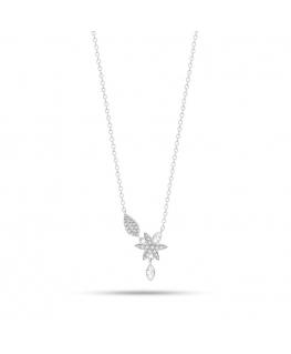 Pendente Morellato Natura crystal - 45 cm