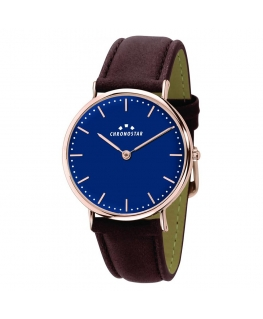 Orologio Chronostar Preppy blu 42 mm