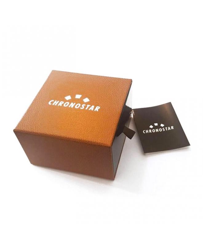 Orologio Chronostar Glamour nero 38 mm - galleria 3