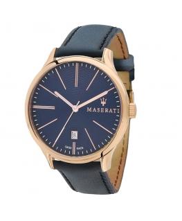 Orologio Maserati Attrazione blu - 43 mm