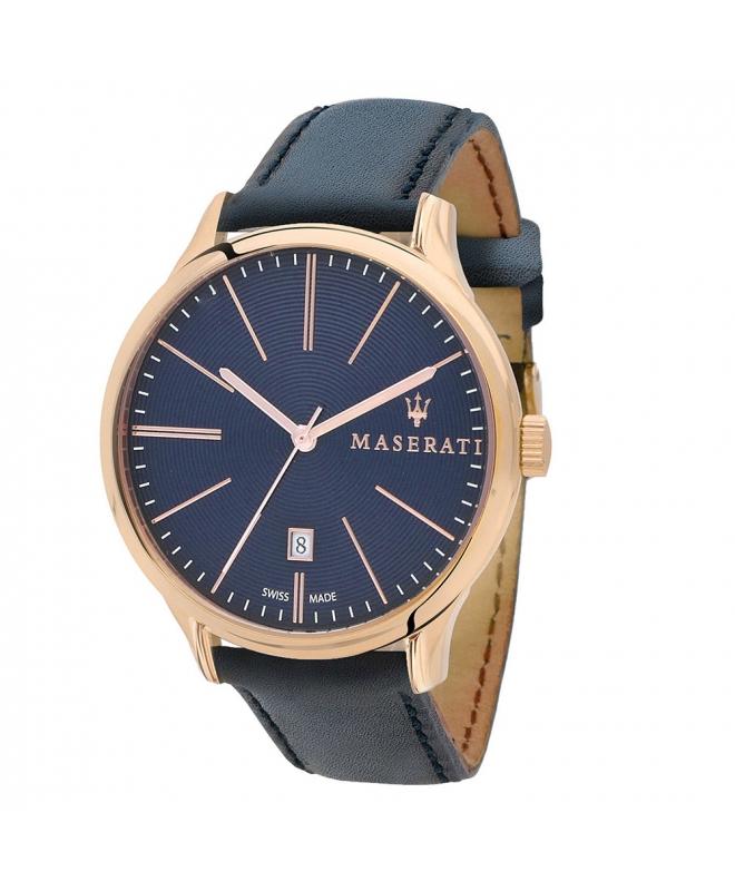 Orologio Maserati Attrazione blu - 43 mm uomo R8851126001 - galleria 1